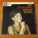 THE DYNAMIC SHIRLEY BASSEY EP COLUMBIA EMI RECORDS 1964