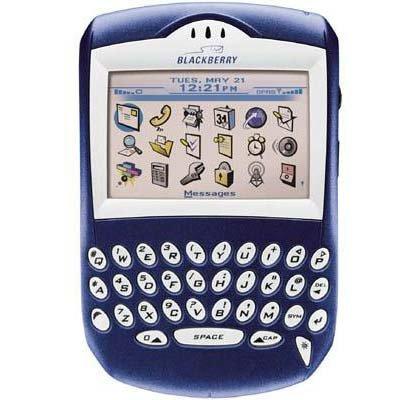 RIM Blackberry 7280 Color World-Band UNLOCKED GSM Phone