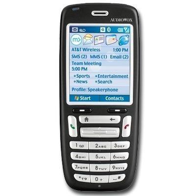 New Audiovox SMT 5600 Unlocked GSM Windows PDA Smart