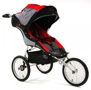 New 2007 Dreamer Design Rebound Jogger Lite Stroller