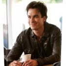 Vampire Diaries Damon Salvatore (10) Canvas Print 20 x 24 (Print Run Limited to 50)