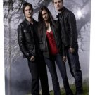 Vampire Diaries Main Characters (6) Canvas Print 20 x 24 (Print Run Limited to 50)