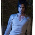 Vampire Diaries Damon Salvatore (2) Canvas Print 12 x 16 (Print Run Limited to 50)