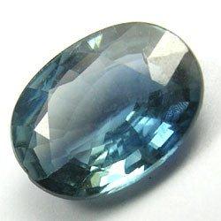 1.17cts NATURAL OVALMADAGASGAR BLUE SAPPHIRE