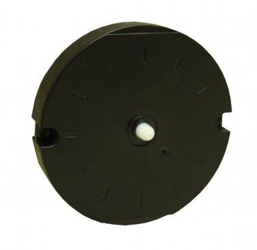 NEW Slim Micro Mini Round Clock Movement with Alarm (MYA-129)