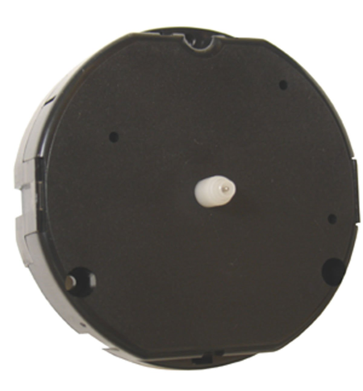 "Mini Round Clock Movement with 3/16"" Shaft - Round Clock Motor with Hands - MYM-128"
