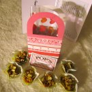 9 Valentine's Day Wheat Free Gourmet Dog Bonbons Peanut Butter, Pumpkin and Oats