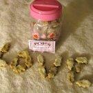 Fill a Jar of LOVE Organic Wheat Free Dog Treats 60 to 80ct