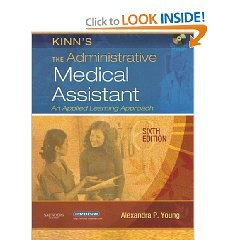 OFAD240 - Kinn's The Administrative Medical Assistant
