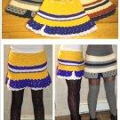Fanwear Crochet Skirts for Women & Juniors
