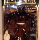BLACK OX by MediCom Miracle Action Figure VERY RARE