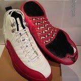 Nike Air Jordan 12 XII Og Ds White Varsity Red NIB 9.5