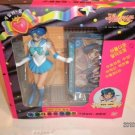 Sailor Moon Petite Soldier Sailor Mercury Figure NIB