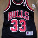 Scottie Pippen Chicago Bulls Black #33 New Sz 36 Og Tag