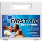 131 Piece All Purpose First Aid Kit Home Auto RV Camping