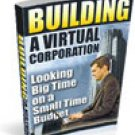 Building a Virtual Corporation eBook