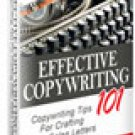 Effective Copywriting 101  (eBook)
