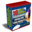 10 Easy & Instant Programming Tricks for Your Website