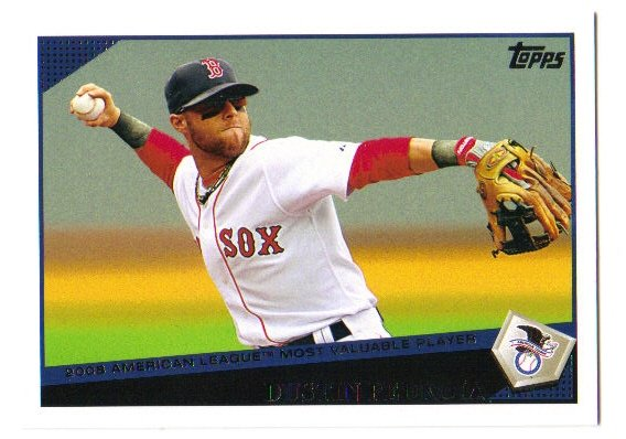 2009 Topps Boston Red Sox 25 card team LOT