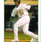 2009 Topps Oakland Athletics 23 card team LOT