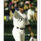 2009 Topps Chicago White Sox 19 card team SET