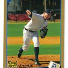 2009 Topps Gold Border #451 Ryan Perry Tigers