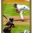 2009 Topps Gold Border #575 Clayton Kershaw Dodgers