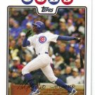 2008 Topps Chicago Cubs 21 card team SET