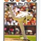 2008 Topps San Francisco Giants 23 card team SET