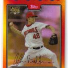 2008 Topps Red Hot Rookie Redemption #19 Collin Balester Nationals