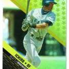 2008 Topps Stars TS 7 Ichiro  Mariners