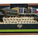 2006 Topps San Diego Padres 23 card team SET