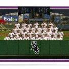 2006 Topps Chicago White Sox 20 card team SET