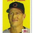 2007 Topps Heritage #276 Jeff Conine SP Reds