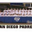 2005 Topps San Diego Padres 23 card team SET