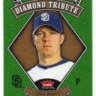 2006 Fleer Tradition Diamond Tribute 3 card LOT