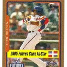 2005 Topps Gold Update UH206 Nelson Cruz Brewers