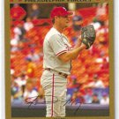 2007 Topps Gold 11 card LOT