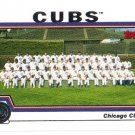 2004 Topps Chicago Cubs 32 card team SET