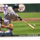 1995 Collector's Choice Houston Astros 20 card team SET