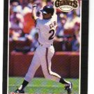 1989 Donruss and MVP San Francisco Giants 25 card team SET