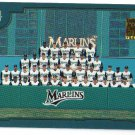 2001 Topps Florida Marlins 25 card team SET