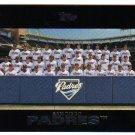 2007 Topps San Diego Padres 19 card team SET
