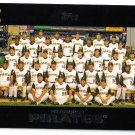 2007 Topps Pittsburgh Pirates 17 card team SET