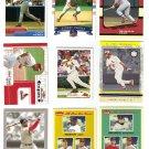 Albert Pujols 31 card lot