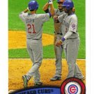 2011 Topps Chicago Cubs 23 card team SET