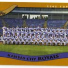 2002 Topps Kansas City Royals 20 card team SET