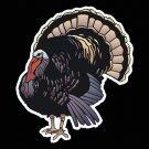 Turkey Hunting Decal