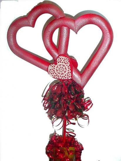 BRIDAL SHOWER Candy Centerpiece