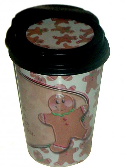 Gingerbread Man Soup... Cute Christmas Gift